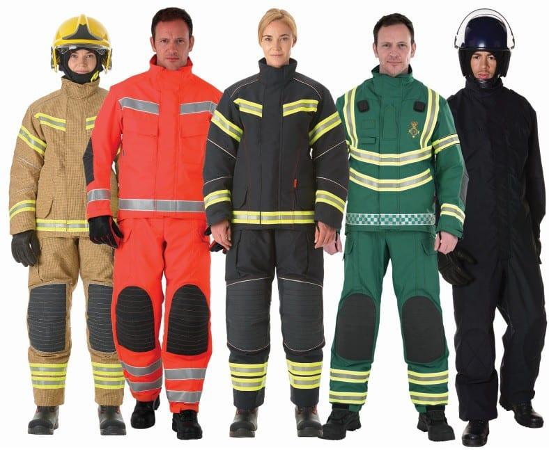 Emergency uniforms